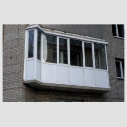 Фото окон от компании Минусинские окна